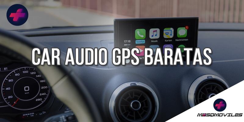 Comparativas de Car Audio Gps más Baratas (2021)