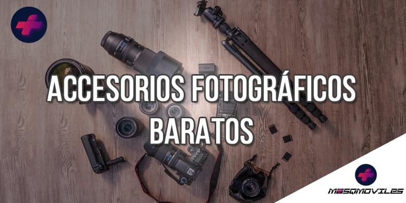 Comparativas de los Mejores Accesorios Fotográficos Baratos (2021)