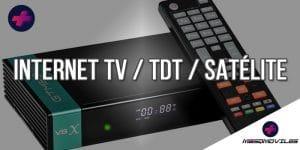 Comparativas de la Mejor Internet Tv / TDT / Satélite