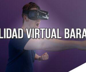 Realidad Virtual baratas 1