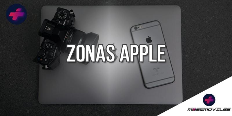 Comparativas de las Mejores Zonas Apple