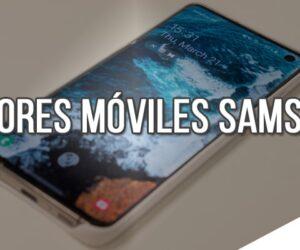 móviles samsung